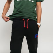 RUSSELL ATHLETIC Ernest Cuff Jogger černé