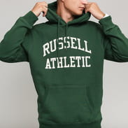 RUSSELL ATHLETIC Pull Over Hoody zelená