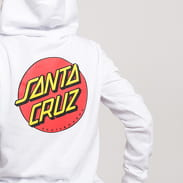 Santa Cruz W Classic Dot Hood weiß