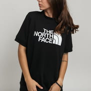 The North Face W Graphic SS černé