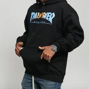 Thrasher Argentina Hood černá