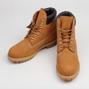 Timberland 6 In Waterproof Boot wheat nubuck