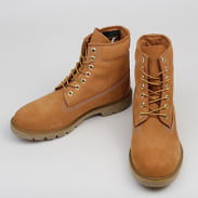 Timberland 6 IN Waterproof Boot wheat nubuck