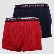 Tommy Hilfiger 2 Pack Trunk Print navy / červené