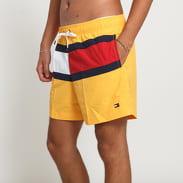 Tommy Hilfiger Medium Drawstring žluté / navy / červené