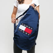 TOMMY JEANS W Heritage Large Sling Bag navy