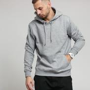 Urban Classics Basic Sweat Hoody melange gray
