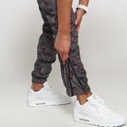 Urban Classics Camo Track Pants camo šedé / hnědé