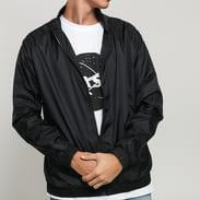Urban Classics Jacquard Track Jacket černá