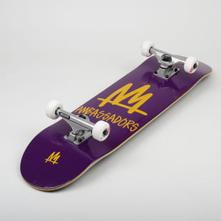 Ambassadors Komplet Skateboard Mark Purple