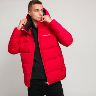 CALVIN KLEIN JEANS Hooded Down Puffer Jacket