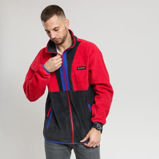 Columbia Back Bowl Full Zip Fleece