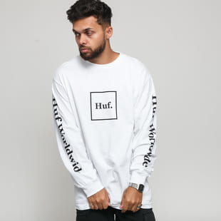 HUF Essentials Domestic LS Tee