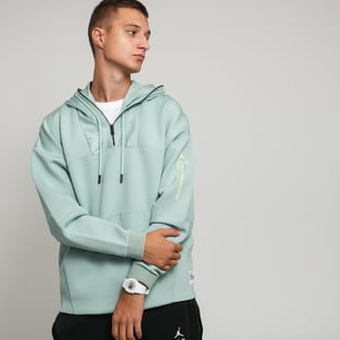 Jordan M J 23 Engineered 1/2-Zip Hoodie