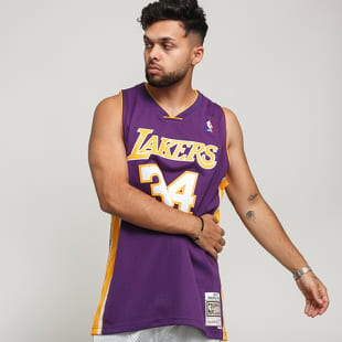 Mitchell & Ness NBA Swingman Jersey LA Lakers Shaquille O'Neal #34