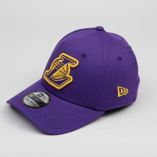 New Era 3930 NBA La Lakers