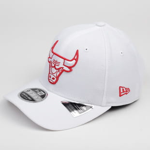 New Era 950 NBA White Base Stretch Bulls