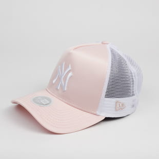 New Era MLB Satin Trucker NY