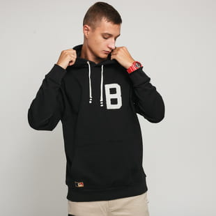 New Era MLB Vintage Big Logo Hoody Boston