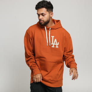 New Era MLB Vintage Big Logo Hoody LA