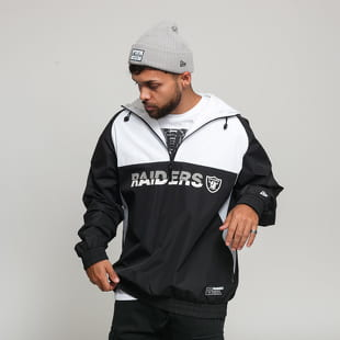 New Era NFL Colour Block Windbreaker Raiders