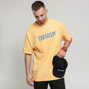PLEASURES Flipped Logo Tee