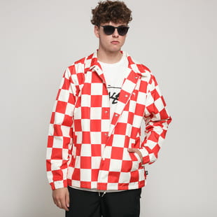 Stüssy Checker Coach Jacket