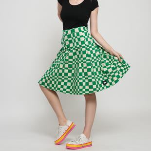 Stüssy Sabi Checker Pleated Skirt