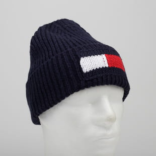 TOMMY JEANS M Big Flag Beanie