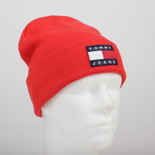 TOMMY JEANS M Heritage Flag Beanie