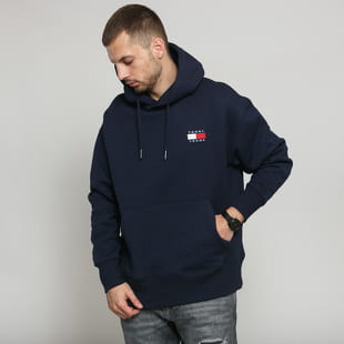 TOMMY JEANS M Tommy Badge Hoodie