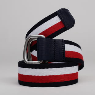 TOMMY JEANS Urban D-Ring Webbing Belt