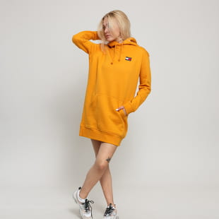 TOMMY JEANS W Tommy Badge Hoodie Dress