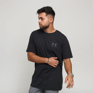 Under Armour Sportstyle LC Back Tee