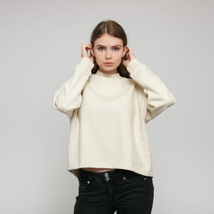 Urban Classics Ladies Oversized High Neck Crew