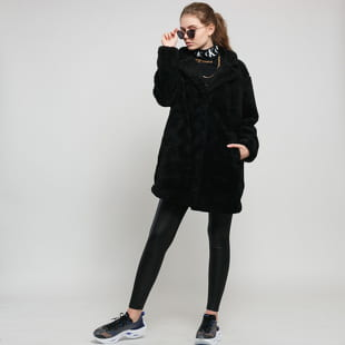 Urban Classics Ladies Oversized Sherpa Coat