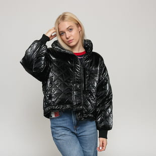 Urban Classics Ladies CVanish Oversized Diamond Quilt Jacket