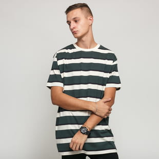 Urban Classics Oversized Block Stripe Tee
