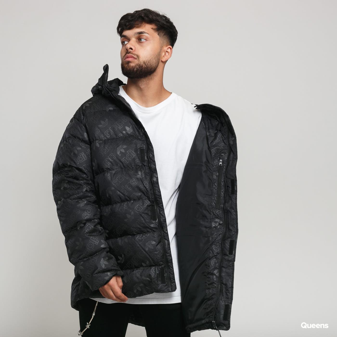 Distribuir entrevista Colector  Men Winter Jacket adidas Originals H Jacket Down Reflective black / dark  gray (ED5841) – Queens 💚