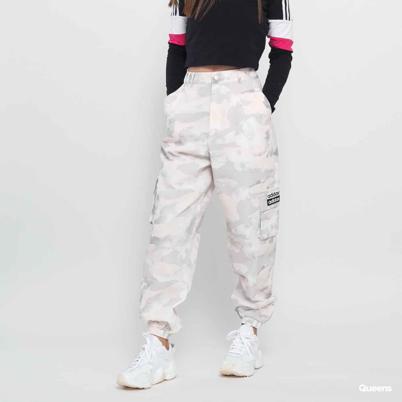 adidas pants pink