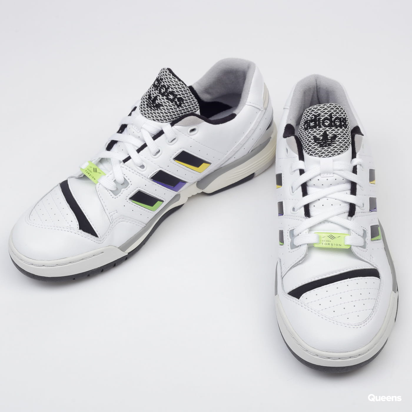 adidas Originals Torsion Comp ftwwht / cblack / syello
