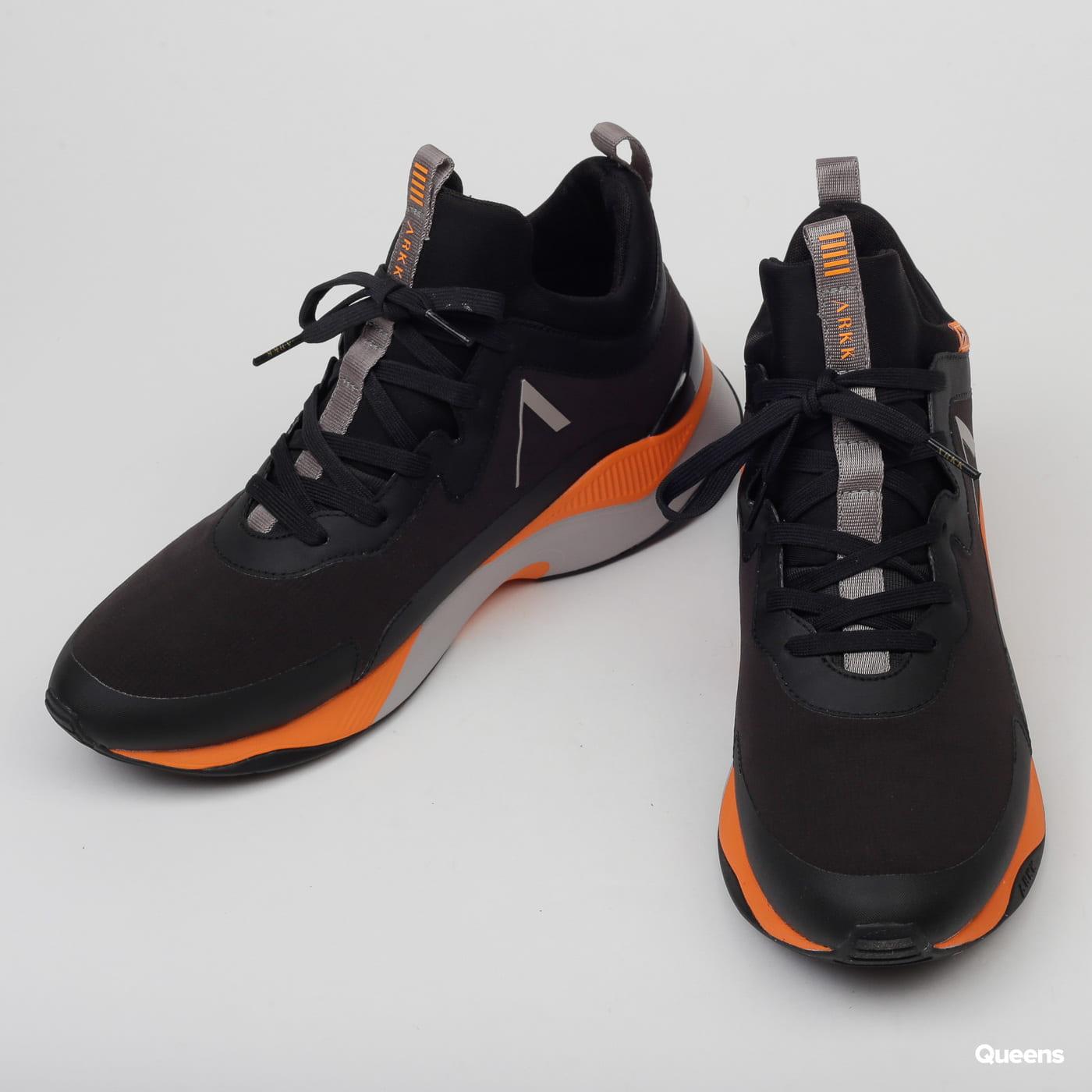 ARKK Copenhagen Stormrydr Nylon HS Vulkn Vibram black orange glory