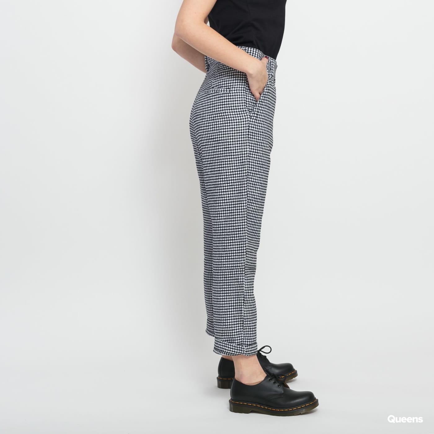 Carhartt WIP W' Norvell Pant biele / čierne