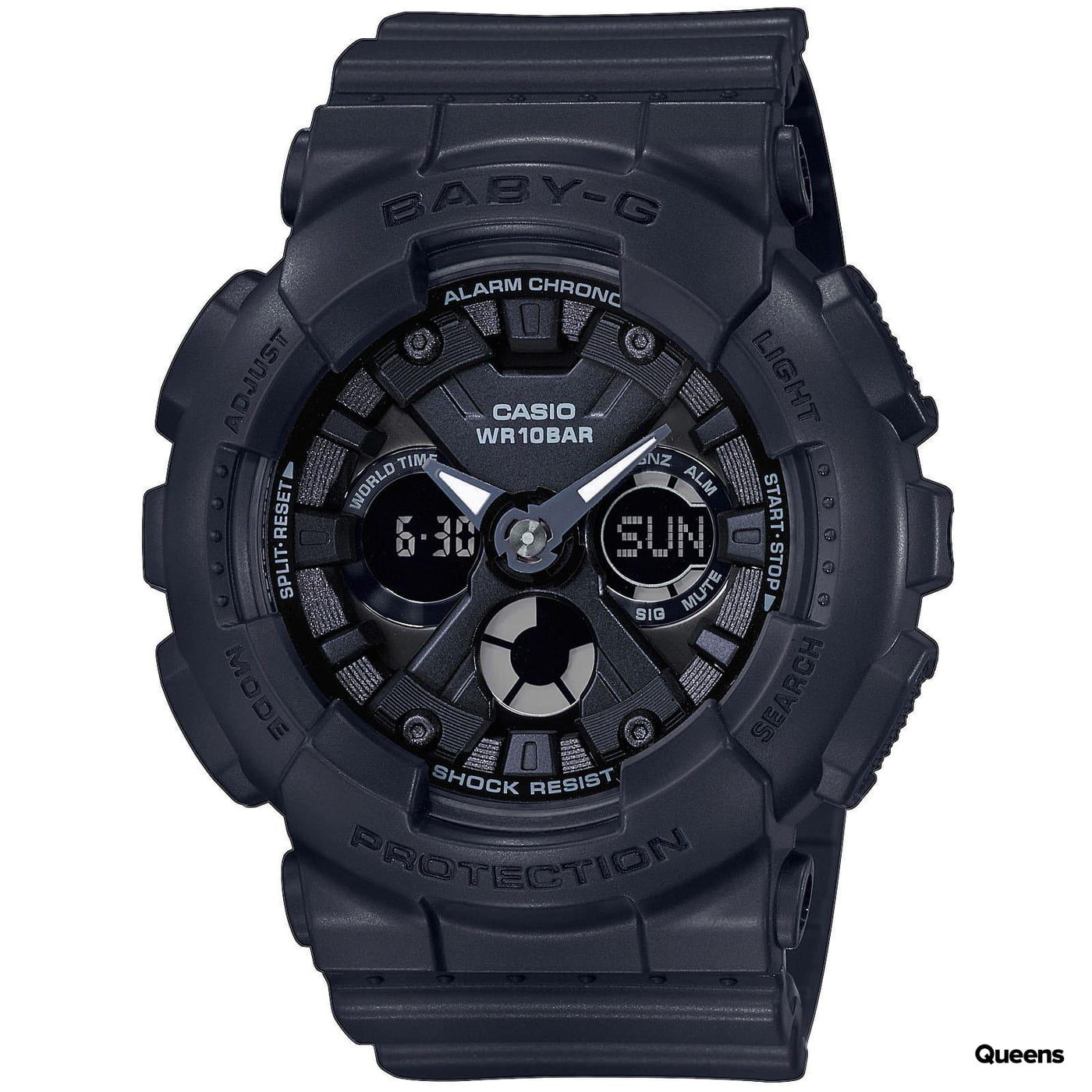 Casio Baby-G BA 130-1AER black satin