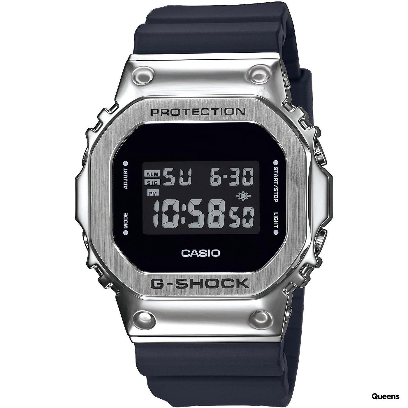 Casio G-Shock GM 5600-1ER čierne