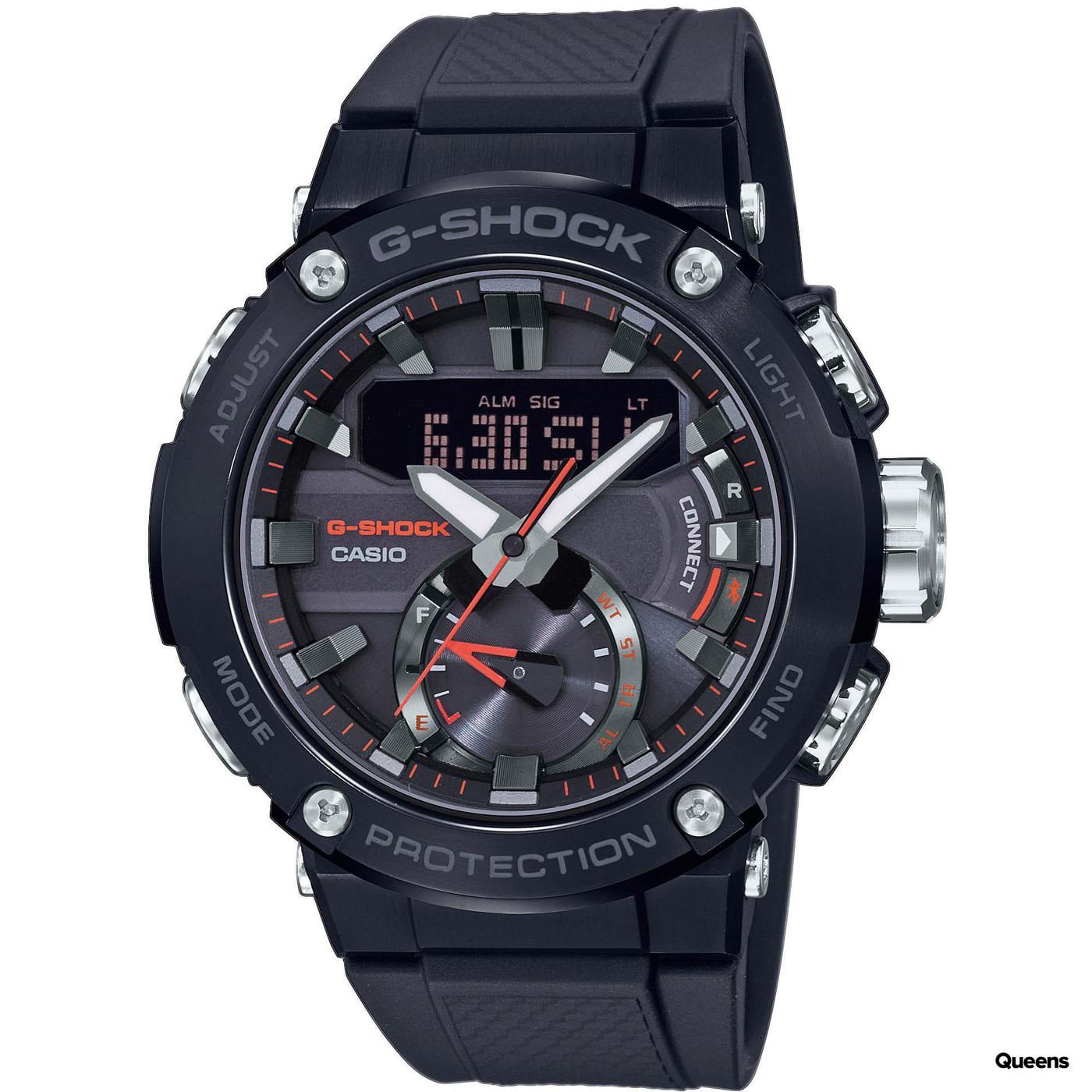 """Casio G-Shock GST B200B-1AER """"Carbon Core Guard"""" čierne"""