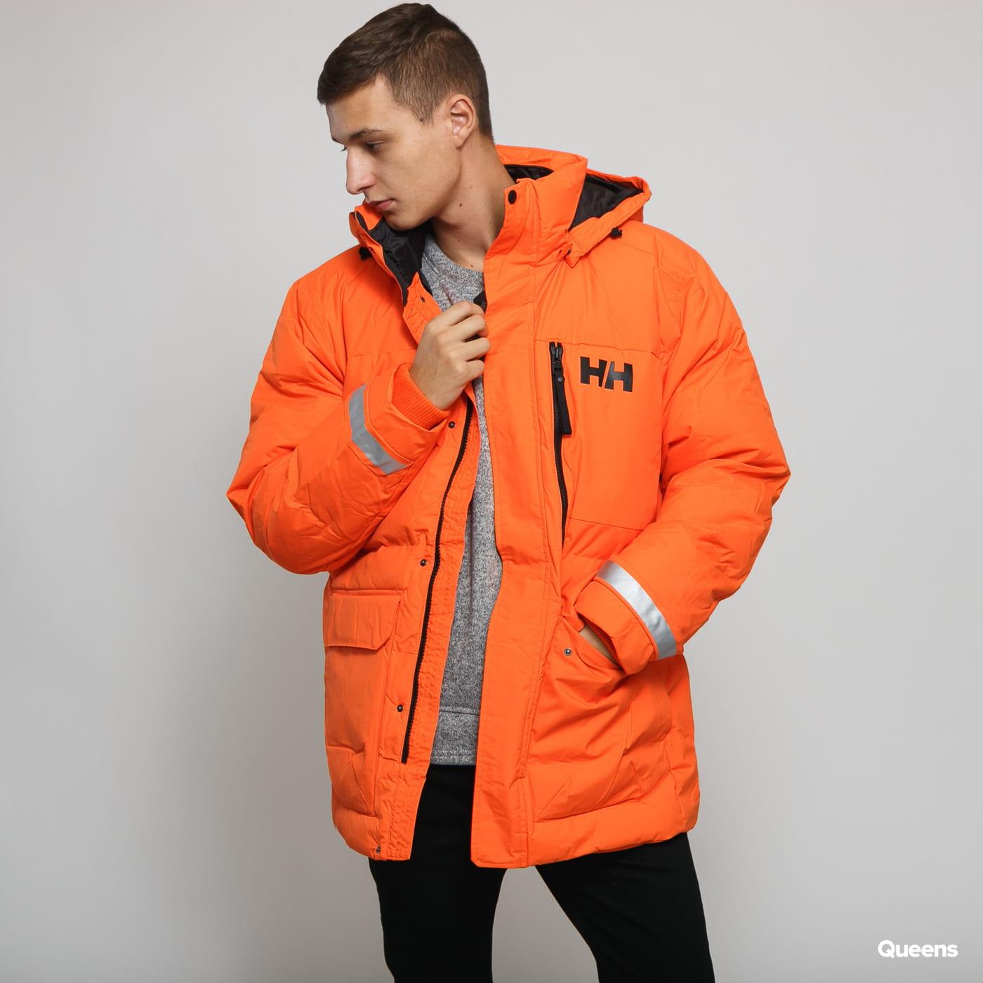 Helly Hansen Mens Tromsoe Insulated Jacket