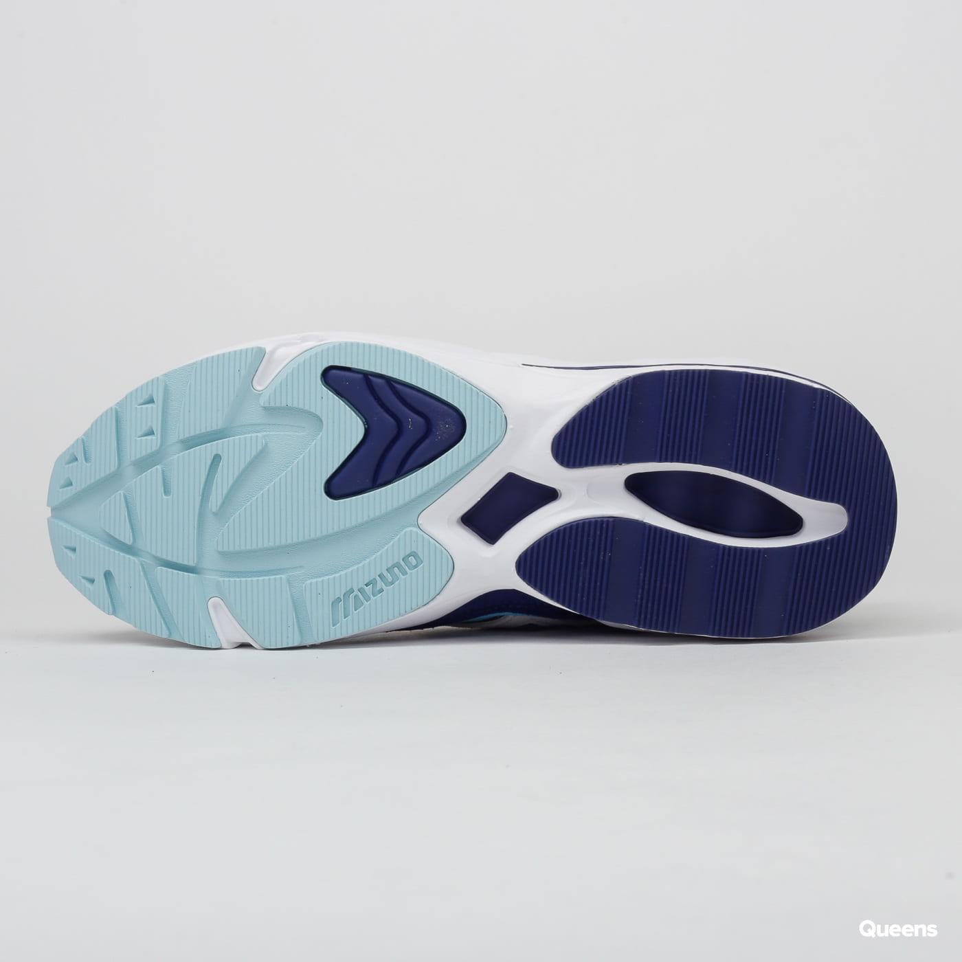 Mizuno Wave Rider 1 S clearwater / white / blue depths
