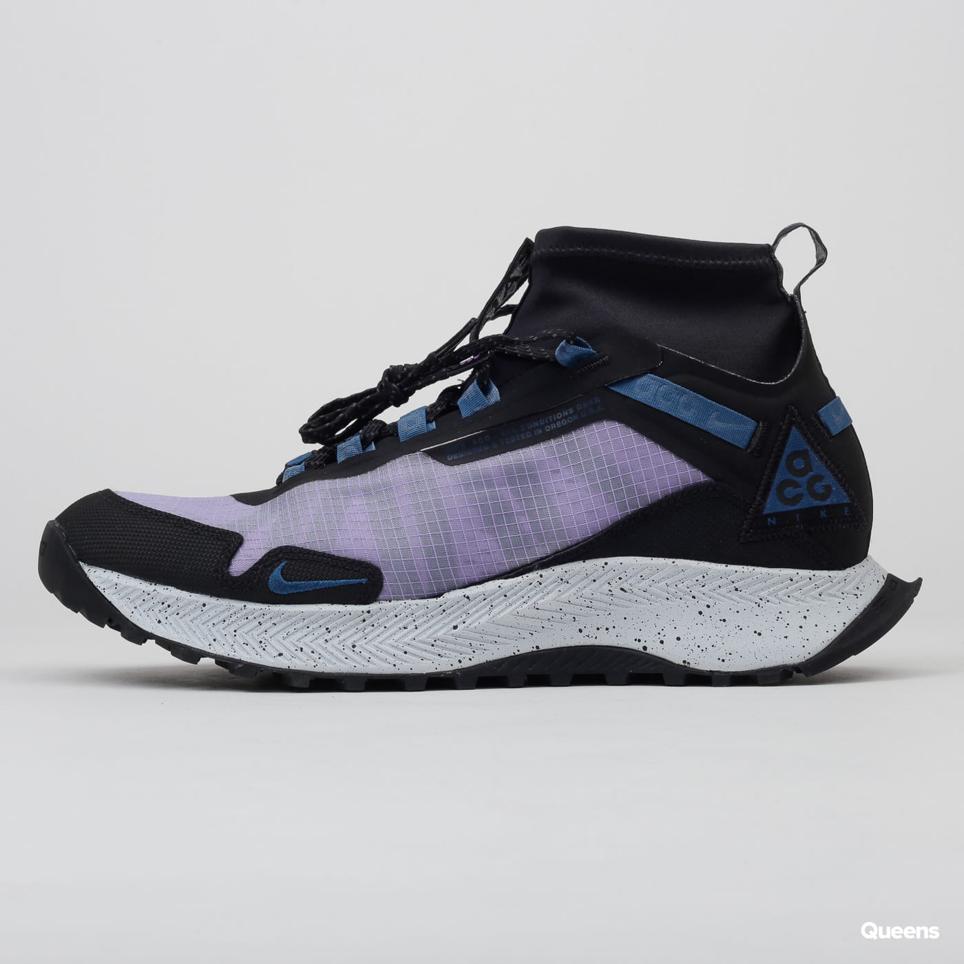 Nike ACG Zoom Terra Zaherra space purple / blue force - black