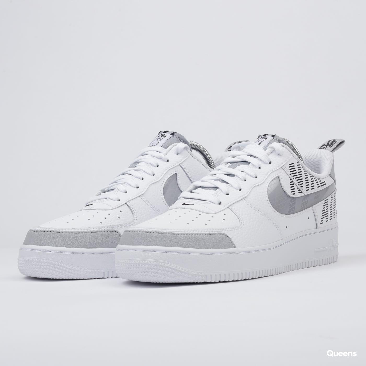 Nike Air Force 1 '07 LV8 2 white / wolf grey - black